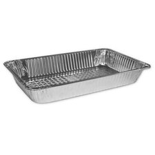 Deep Full-Size Steam Table Aluminum Pan