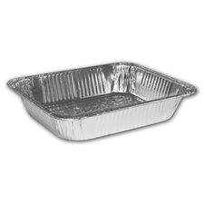 Half-Size Steam Table Aluminum Pan