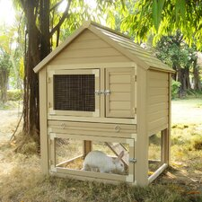 Huntington Townhouse Rabbit Hutch