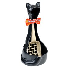 Cat Scoopy Litter Box Scoop Holder