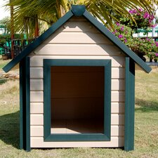 <strong>New Age Pet</strong> ecoChoice Bunkhouse Style Dog House