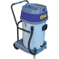 20 Gallon 1.335 HP Poly Tank Mercury Storm Wet/Dry Vacuum
