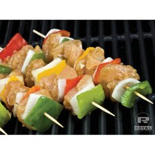 "10"" Bamboo Skewers - 1.000/Case"