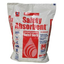 Clay Absorbent, 50 lbs., Poly-Bag (Set of 40)