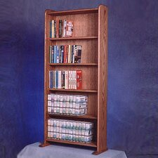 500 Series 200 DVD Multimedia Storage Rack