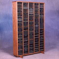 400 Series 400 CD Multimedia Storage Rack