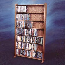 700 Series 399 DVD Multimedia Storage Rack