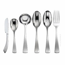Curva 6 Piece Serving Set