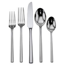 Community Diameter 5 Piece Flatware Set