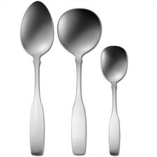 Stainless Steel Paul Revere 3 Piece Hostess Set
