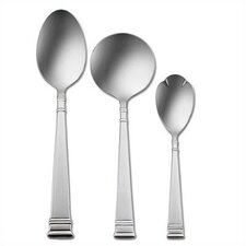 <strong>Oneida</strong> Stainless Steel Prose 3 Piece Hostess Set