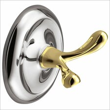 Yorkshire Wall Mounted Robe Hook