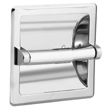 <strong>Creative Specialties by Moen</strong> Recessed Fixtures Toilet Paper Holder in Triple Plated Polished Chrome