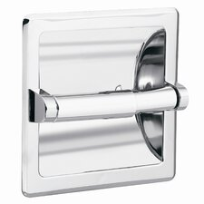 <strong>Creative Specialties by Moen</strong> Commercial Recessed Toilet Paper Holder in Polished Chrome