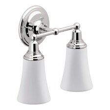 <strong>Creative Specialties by Moen</strong> Rothbury 2 Light Bath Vanity Light