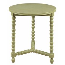 <strong>Gail's Accents</strong> Cottage Pistachio Milk End Table