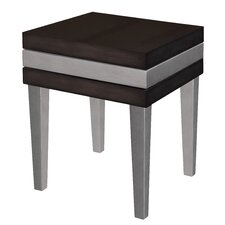 <strong>Gail's Accents</strong> Modern Swinging End Table