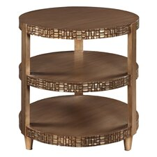 <strong>Gail's Accents</strong> ETC Woven End Table