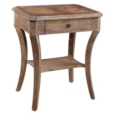 <strong>Gail's Accents</strong> Brittney Bolero End Table