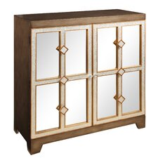 """""""Bling"""" 2 Door Console Table"""