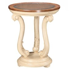 """""""Belini"""" Round End Table"""