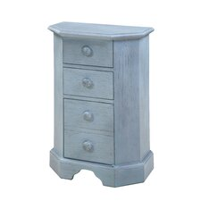 Cottage 3 Drawer Side Chest