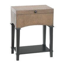 <strong>Gail's Accents</strong> Mirage Trunk End Table