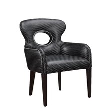 Winmark Sparkle Vinyl Arm Chair