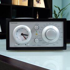 <strong>Tivoli Audio LLC</strong> Platinum Series Model Three AM/FM Clock Radio