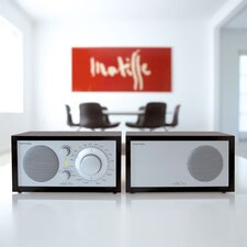 Model Two Stereo in Black Ash / Silver