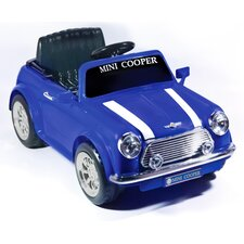 Mini Cooper 6V Battery Powered Car