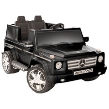 Mercedes G55 in Black