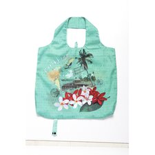 <strong>B. B. Begonia</strong> Getaway Reusable Shopping Bag