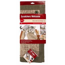 Welcome Sisal Cat Scratcher