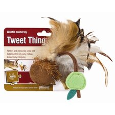 Tweet Thing Cat Toy