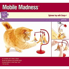 Mobile Madness Cat Toy