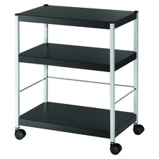 3 Shelf Heavy Duty Multi Purpose Trolley