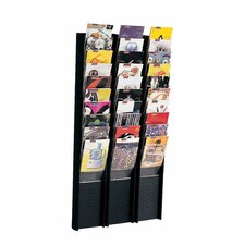 "Easydisplays 10 Compartment Letter ""EPI"" Wall Display"
