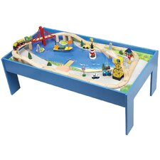 60 Piece Train Set with Table