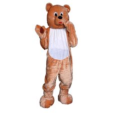 Teddy Bear Mascot Children's Costume Set