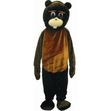 Beaver Mascot Children's Costume Set
