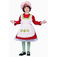 Adorable Country Girl Children's Costume