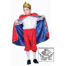Deluxe King David Children's Costume Set