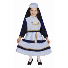 <strong>Dress Up America</strong> Jewish Mother Rachel Children's Costume