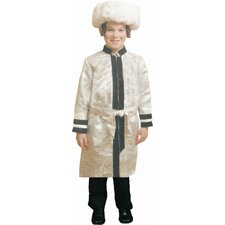 <strong>Dress Up America</strong> New Silver Bekitcha Children's Costume