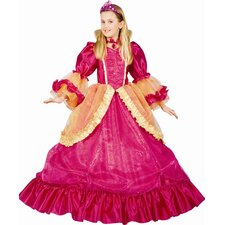 <strong>Dress Up America</strong> Pretty Princess Children's Costume