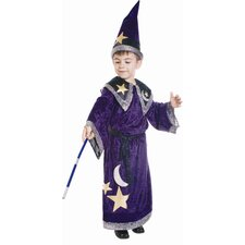 <strong>Dress Up America</strong> Magic Wizard Children's Costume