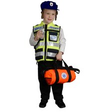 <strong>Dress Up America</strong> Hatzolah Vests Kids Costume