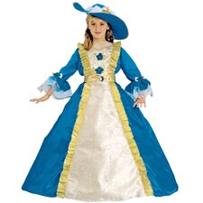 <strong>Dress Up America</strong> Blue Princess Children's Costume