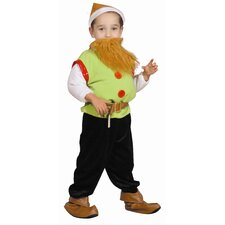 Cute Little Elf Children's Costume Set